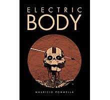 Electric Body - Cover Photographic Print