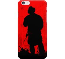 Red Flag iPhone Case/Skin