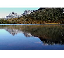 Reflections in Lake Lilla, Cradle Mountain  Photographic Print