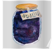 Jar Of Galaxies Poster