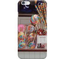 disney sweet treats! iPhone Case/Skin