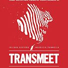 TRANSMEET - Promotional Poster by Mauricio Pommella