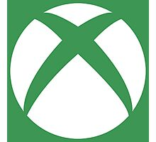 Xbox One (Green) Photographic Print