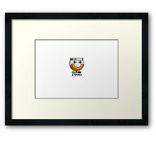 Koopa Clown Car  Framed Print