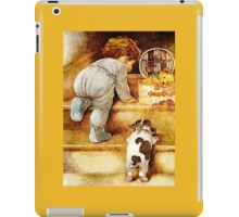 LEARNING THE STAIRS iPad Case/Skin