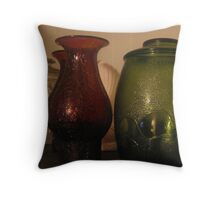 Cookie Jars & Company Throw Pillow