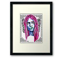 CARA Goofy Framed Print
