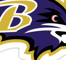 baltimore ravens 1 Sticker