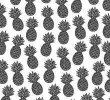 PINEAPPLE - SKETCH by tosojourn