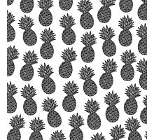 PINEAPPLE - SKETCH Photographic Print