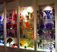 handcrafted glass by raindancerwoman