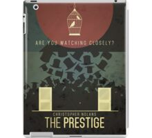 Are You Watching Closely? iPad Case/Skin