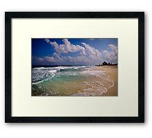Surf's Up! Framed Print