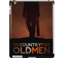 Chigurh iPad Case/Skin