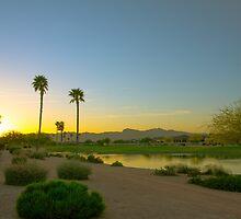 Goodyear AZ Sunset by scttbrwn