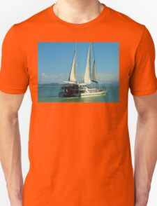 Sailing at Port Douglas Queensland Australia  T-Shirt