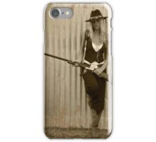 BAD GIRL iPhone Case/Skin