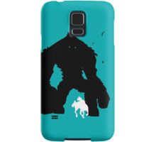 Valus - Colossus No. 1 (Shadow of the Colossus) Samsung Galaxy Case/Skin