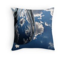 Reflected Sky 'Scape Throw Pillow