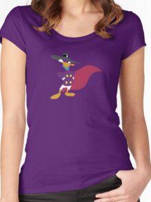Darkwing Duck (ver. 2) Women's Fitted Scoop T-Shirt