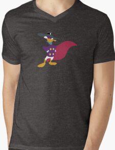 Darkwing Duck (ver. 2) Mens V-Neck T-Shirt