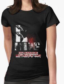 Riverside MotherFucker!!!! Womens Fitted T-Shirt