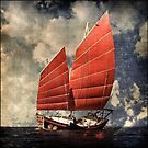 Chinese Junk by Lydia Marano