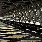 Covered Bridge No 1 New Hampshire by Rebecca Bryson