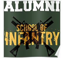 School of Infantry Alumni Poster
