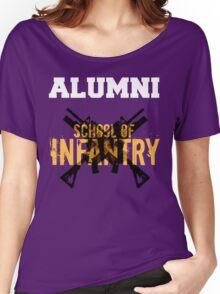 School of Infantry Alumni Women's Relaxed Fit T-Shirt