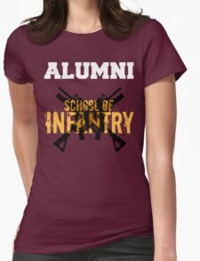 School of Infantry Alumni Womens Fitted T-Shirt