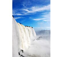 Igusau Falls - Devils Throat Photographic Print