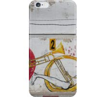 Number two iPhone Case/Skin