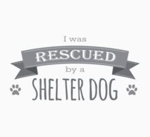 Shelter Dog Version One Kids Clothes