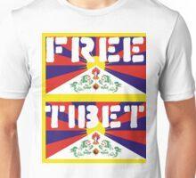 Free Tibet Unisex T-Shirt