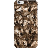 Muzzlez iPhone Case/Skin
