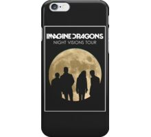Imagine Dragon-Night Visions Tour,Cover iPhone Case/Skin