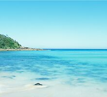 north end - Mollymook Beach - South Coast NSW by Steve Fox