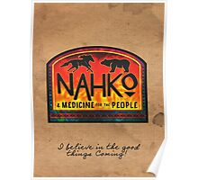 Spirit Guides   Nahko & MFTP Fan Art :)  Poster