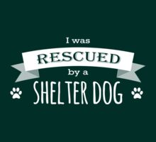 Shelter Dog Version Two by hamsters