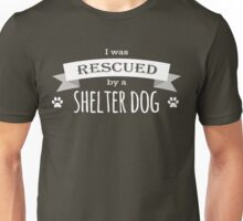 Shelter Dog Version Two Unisex T-Shirt