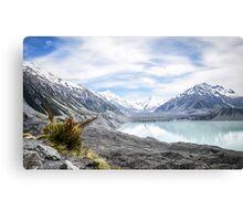 Abel Tasman Glacier Canvas Print