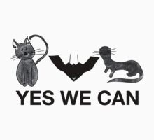 Yes We Can! by ephant