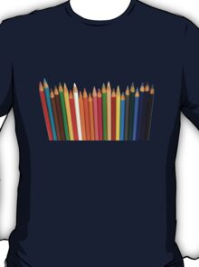 Colouring Pencils T-Shirt