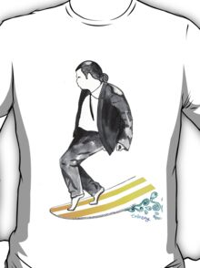 John SirVolta (surf-vol-ta) T-Shirt