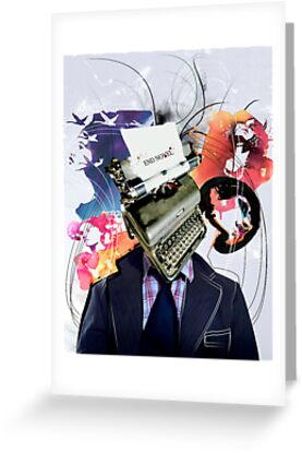 End Novel by Chris Charalambous