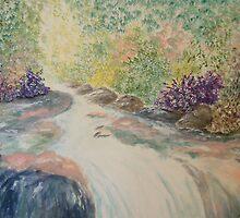Healing Water by Ilunia Felczer