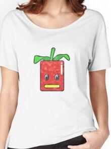 Sir Sebastian Strawberry Women's Relaxed Fit T-Shirt