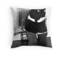 Separation Throw Pillow