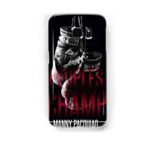 Peoples Champ - Manny Pacquiao Samsung Galaxy Case/Skin